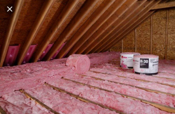 attic insulation wicklow